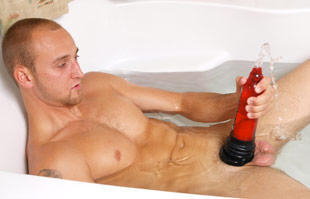 bathmate in use